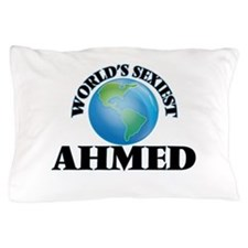 World's Sexiest Ahmed Pillow Case