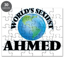 World's Sexiest Ahmed Puzzle