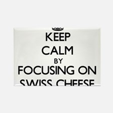 Keep Calm by focusing on Swiss Cheese Magnets