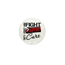 Oral Cancer Support Mini Button (10 pack)
