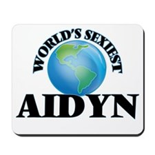 World's Sexiest Aidyn Mousepad