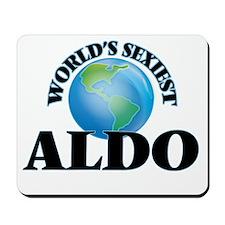 World's Sexiest Aldo Mousepad