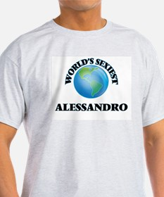 World's Sexiest Alessandro T-Shirt