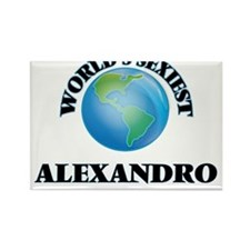 World's Sexiest Alexandro Magnets