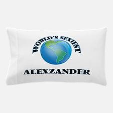 World's Sexiest Alexzander Pillow Case