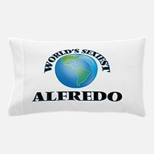 World's Sexiest Alfredo Pillow Case