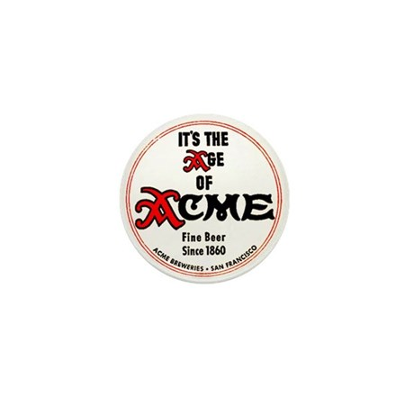 Acme Beer - 1943 Mini Button (10 pack)