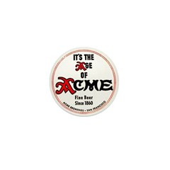 Acme Beer - 1943 Mini Button