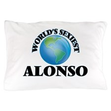 World's Sexiest Alonso Pillow Case