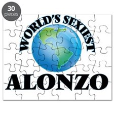 World's Sexiest Alonzo Puzzle