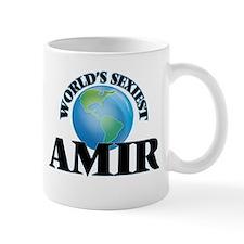 World's Sexiest Amir Mugs