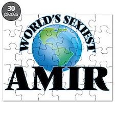 World's Sexiest Amir Puzzle