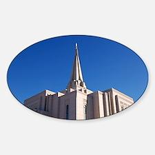 LDS Gilbert Temple Decal