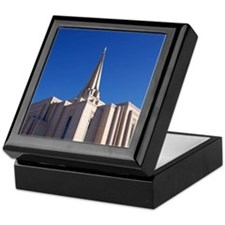 LDS Gilbert Temple Keepsake Box