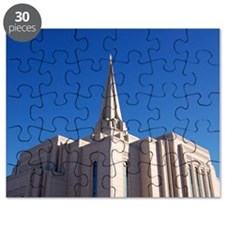 LDS Gilbert Temple Puzzle