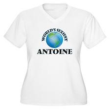 World's Sexiest Antoine Plus Size T-Shirt