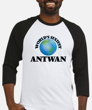 World's Sexiest Antwan Baseball Jersey