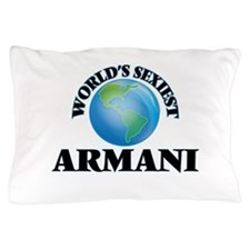 World's Sexiest Armani Pillow Case