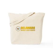 Delaware Born and Bred Tote Bag