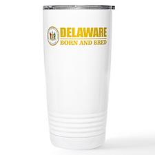 Delaware Born and Bred Travel Mug