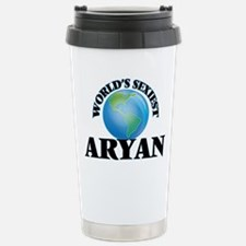 World's Sexiest Aryan Travel Mug