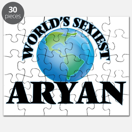 World's Sexiest Aryan Puzzle