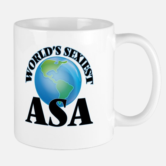 World's Sexiest Asa Mugs