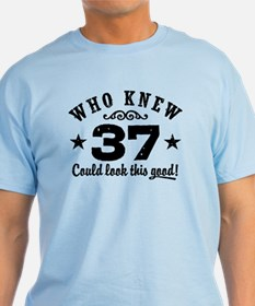 Funny 37th Birthday T-Shirt