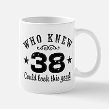 Funny 38th Birthday Mug