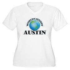 World's Sexiest Austin Plus Size T-Shirt