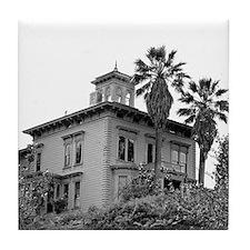 John Muir Home - Martinez Tile Coaster