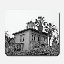 John Muir Home - Martinez Mousepad