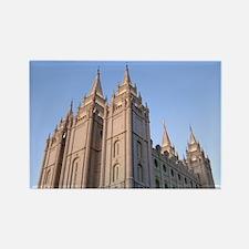 Salt Lake Temple Sunset Magnets