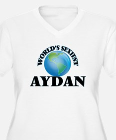 World's Sexiest Aydan Plus Size T-Shirt