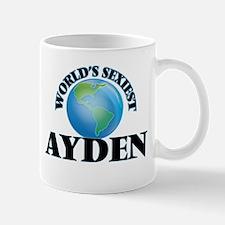 World's Sexiest Ayden Mugs