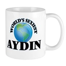 World's Sexiest Aydin Mugs