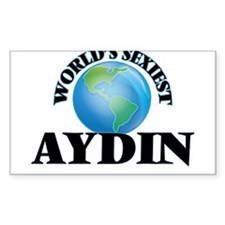World's Sexiest Aydin Decal