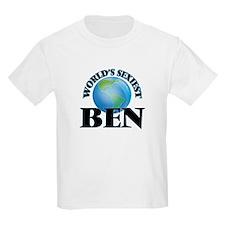 World's Sexiest Ben T-Shirt