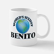 World's Sexiest Benito Mugs