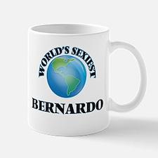 World's Sexiest Bernardo Mugs
