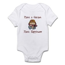 Plant Happiness Infant Bodysuit
