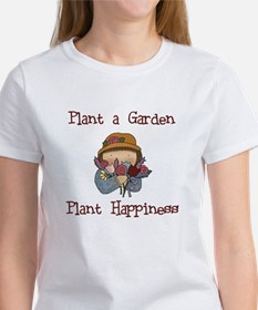 Plant Happiness Women's T-Shirt