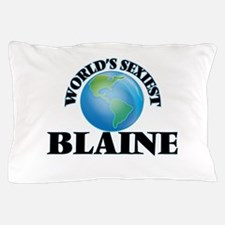 World's Sexiest Blaine Pillow Case