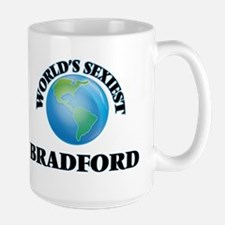 World's Sexiest Bradford Mugs