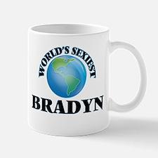 World's Sexiest Bradyn Mugs