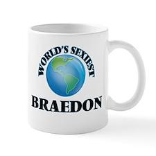 World's Sexiest Braedon Mugs
