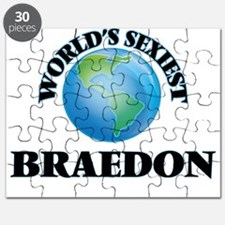 World's Sexiest Braedon Puzzle