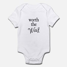 Worth the Wai Infant Bodysuit