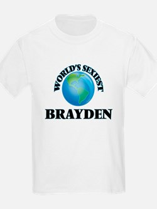 World's Sexiest Brayden T-Shirt
