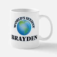 World's Sexiest Brayden Mugs